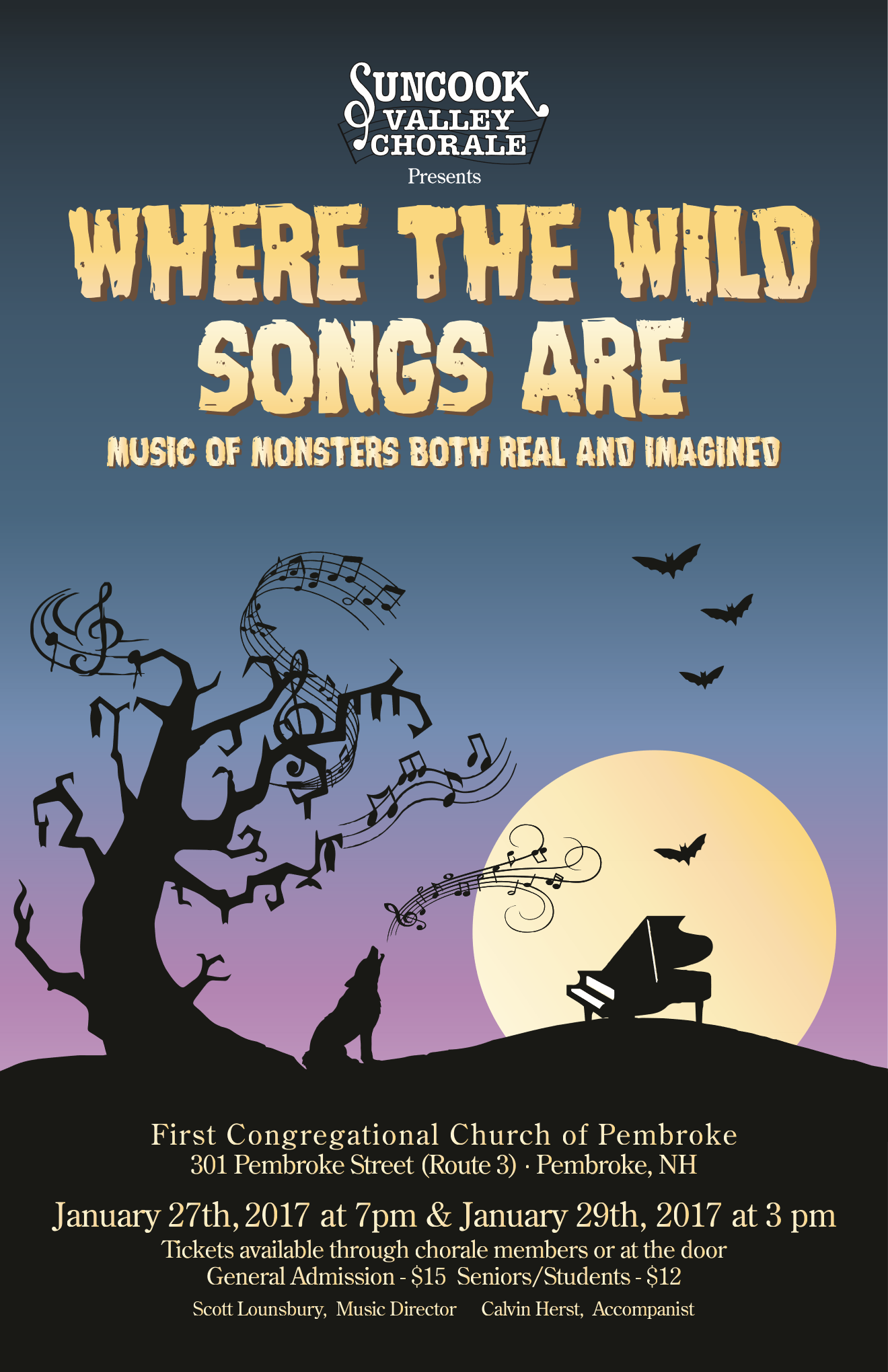Where The Wild Songs Are